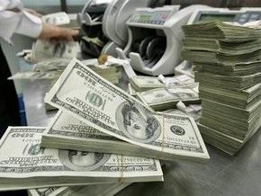 На наличном рынке началось падение доллара