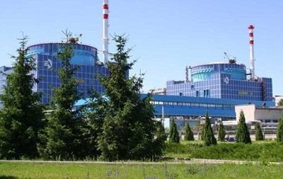 На Хмельницкой АЭС отключили энергоблок