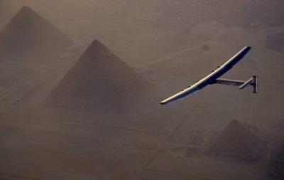 Останній етап подорожі Solar Impulse відклали