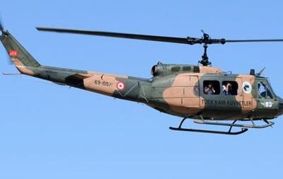 Военным вертолетам запретили летать над Стамбулом