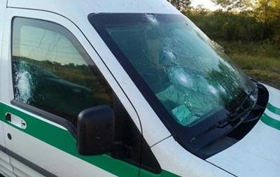 Арестованы два напавших на инкассаторов под Запорожьем