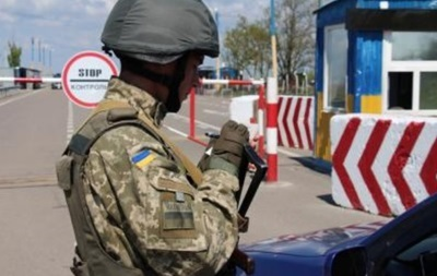 На Донбассе заработали КПП, закрытые из-за пожаров