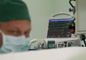 В киевских больницах проверят соблюдение правил использования баллонов с кислородом