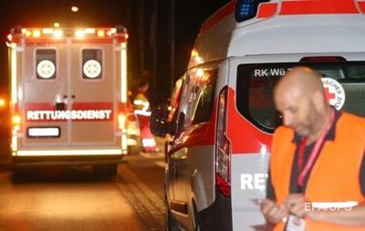 У напавшего на пассажиров поезда в Германии нашли флаг ИГ