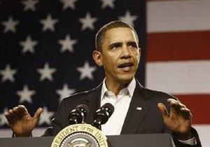 Обама выступил со своим первым обращением О положении страны