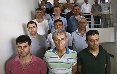 В Турции предъявили обвинения 99 генералам