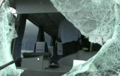 Автобус с туристами из Крыма попал в ДТП: есть жертвы