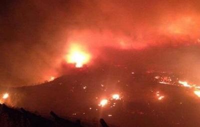 Причиною пожежі біля бази НАТО в Туреччині назвали підпал