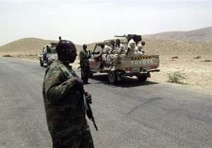 В Сомали шестеро россиян приговорены к тюремному заключению за контрабанду оружия