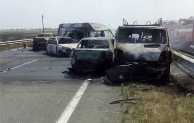 ДТП на трасі  Одеса-Київ , є жертви