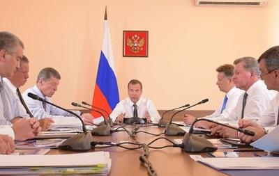 Медведєв про кримські дороги: Стан плачевний