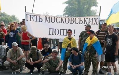 Полиции сообщили о минировании Крестного хода