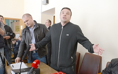 Власник Еліта-центру втік з-під арешту
