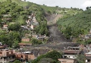 Новый оползень в Рио-де-Жанейро унес жизни 200 человек