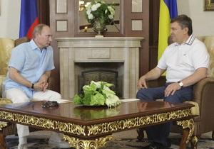 Опрос: Жители юга Украины доверяют Путину и Медведеву больше, чем Януковичу