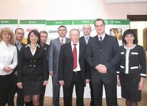 Компания КРКА, д.д., Ново место (Словения) приняла участие в Научно-практической конференции  Терапия-2011: достижения и перспективы