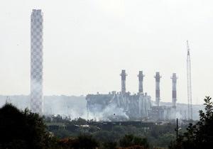 Взрывы на военной базе привели к отключениям электричества на Кипре