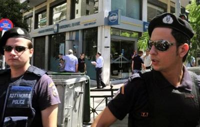 У Греції заарештували понад 70 анархістів за захоплення будівель