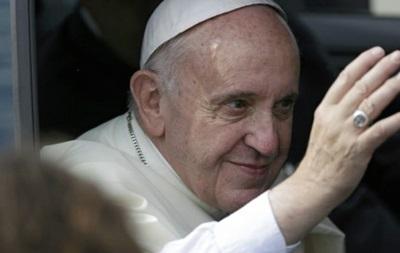 Франциск: Світ перебуває у стані війни