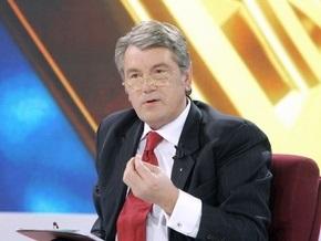 Ющенко подтвердил участие в президентской кампании: Это так ясно, так очевидно