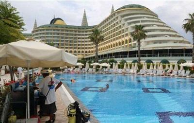 В Турции увеличилось число украинских туристов