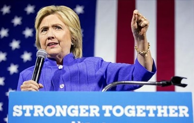 Клинтон обвинила РФ во взломе серверов ее штаба