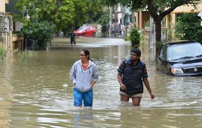 Жертвами наводнений в Индии и Непале стали 200 человек