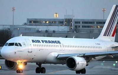 Забастовка Air France коснулась 150 тысяч пассажиров
