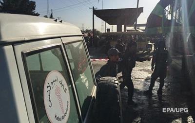 Потужний вибух пролунав у Кабулі