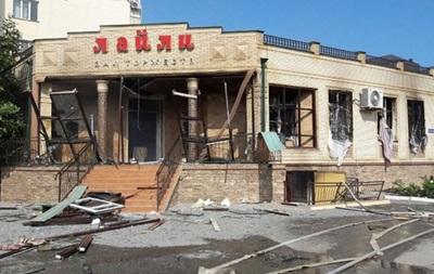 Вибух у ресторані Махачкали: понад 20 постраждалих