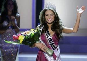 Победительницей конкурса Мисс США стала представительница Род-Айленда