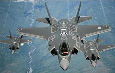 США подготовили эскадрилью истребителей F-35