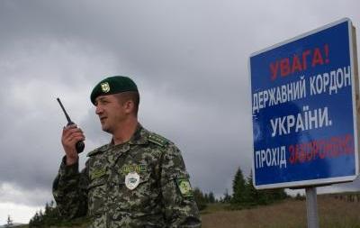 Прикордонники за три місяці затримали 800 порушників