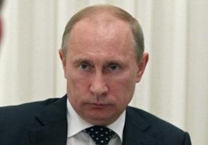 Пресс-служба Кремля подтвердила приезд Путина в Украину
