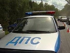 В Москве водитель Jaguar обстрелял пассажирский автобус после ДТП