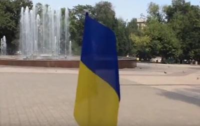 Реакция жителей Мариуполя на лозунг Слава Украине!