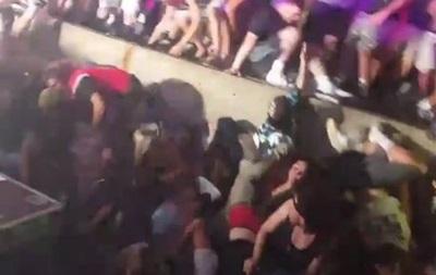 В США на концерте Снуп Догга пострадали 42 человека