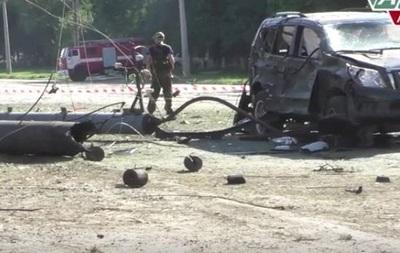 Автомобиль главы ЛНР взорвали с помощью фугаса