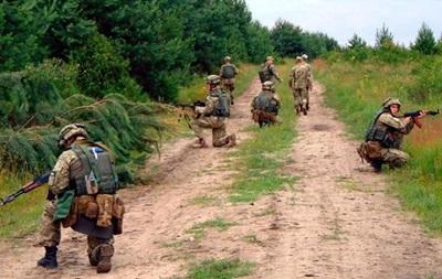 В ходе учений ранены шестеро военных