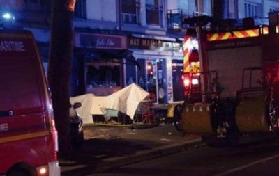 Полиция озвучила причину пожара во французском баре