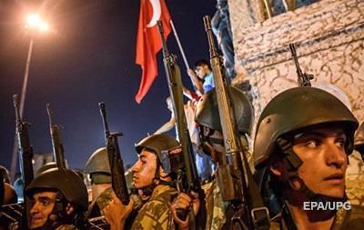Турция выплатит компенсацию семьям погибших при попытке переворота