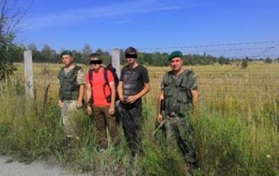 В Чернобыльской зоне задержали пятерых сталкеров