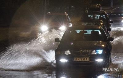 Жертвами урагана в Македонии стали 15 человек