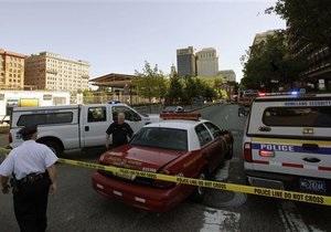 В центре Филадельфии эвакуировали несколько улиц из-за пакетов с мукой