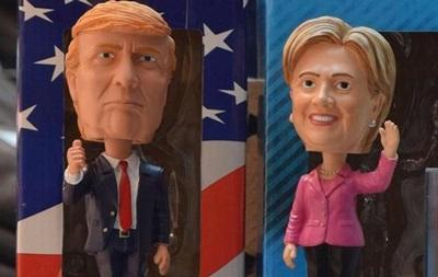 Клінтон випереджає Трампа на 8% - опитування