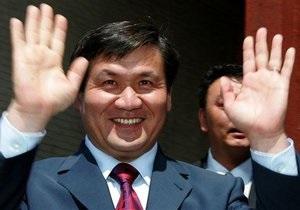 Бывшего президента Монголии арестовали по подозрению в коррупции
