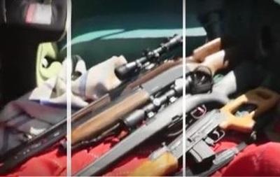 Київ заперечує контрабанду зброї до Румунії