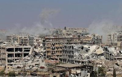 ЕС поддержал призыв к  гуманитарной паузе  в Алеппо