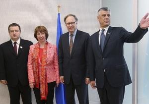 Сербия и Косово достигли исторического соглашения
