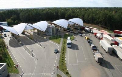 На границе с Польшей в очереди более тысячи авто